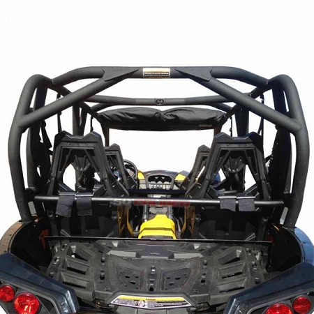 USA MADE Clamp Mount Roll Cage 4 Point Safety Harness Bar Can-Am Maverick 1000