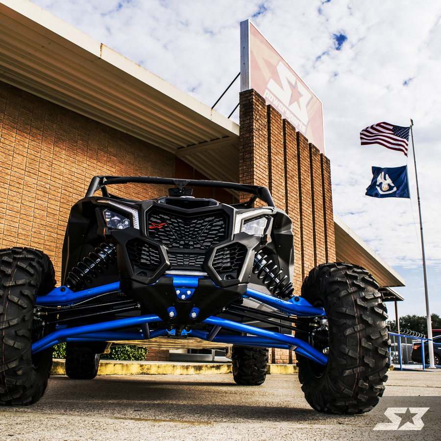 S3 Power Sports Can-Am Maverick X3 72