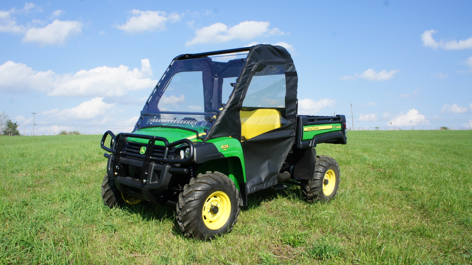 Over Armour Offroad John Deere Xuv 625i 825i Full Cab With Aero Vent