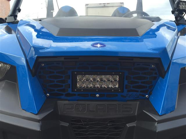 Emp Polaris General Grill With Led Light Bar