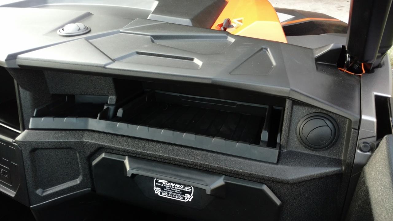 Ice Crusher Cab Heater For Polaris General 1000
