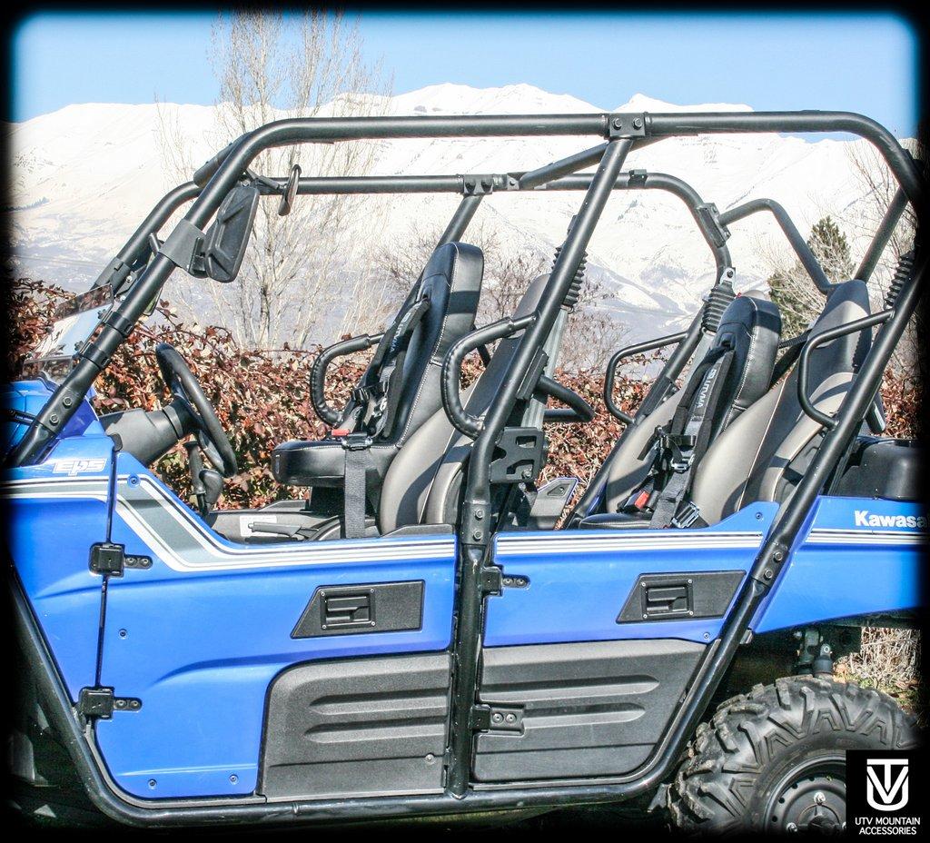 UTVMA Teryx 4 Rear Bump Seat