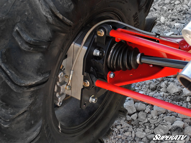 Super ATV GDP Polaris RZR Portal Gear Lift Kits