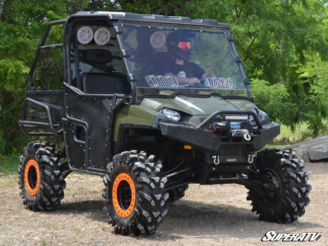 Polaris Ranger 570 800 Scratch Resistant Vented Full