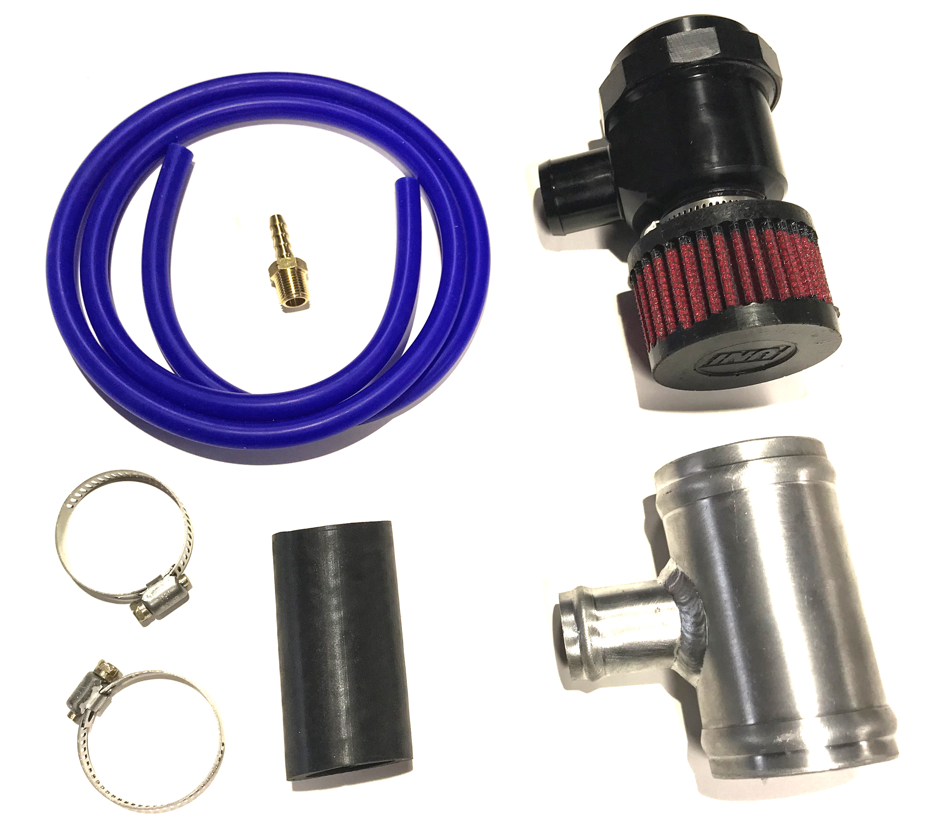 AA Can Am X3 Blow Off Valve Kit
