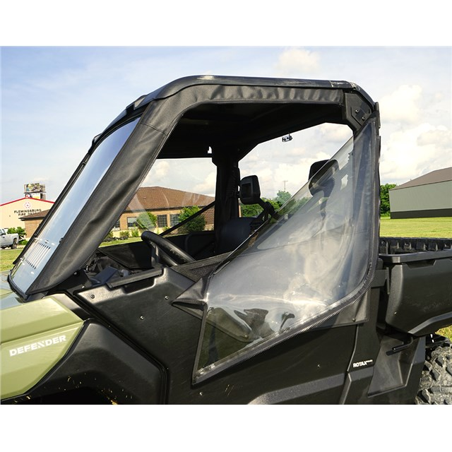 Over Armour Can Am Defender Soft Half Doors