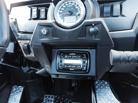 Emp Rzr In Dash Stereo With Bluetooth