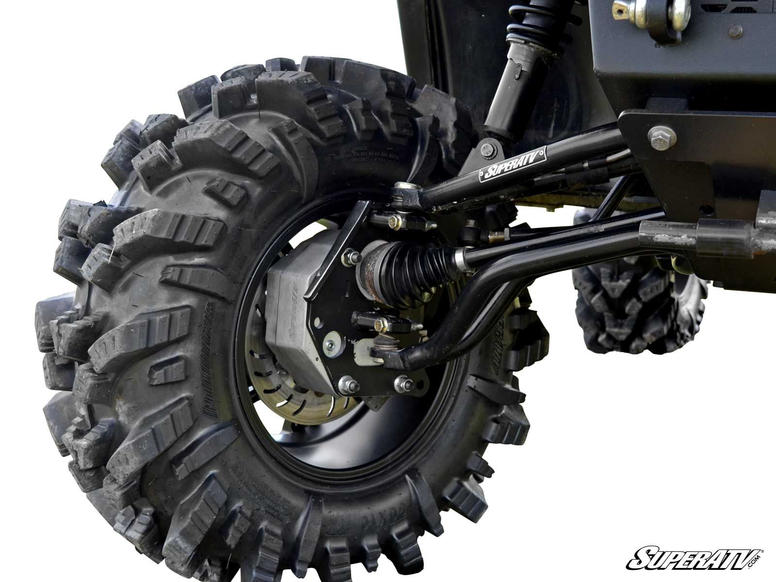 Super ATV GDP Polaris Ranger Portal Gear Lift Kits