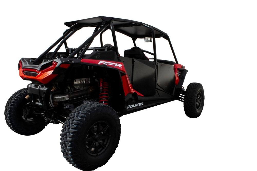 Polaris Rzr 1000 4 Seater >> Dragonfire Full Door Kit Rzr 900 1000 Turbo 4 Seater