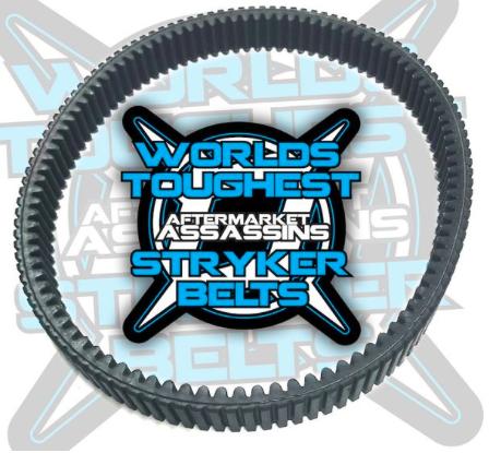 Aftermarket Assassins Can Am Maverick X3 Stryker CVT Belt