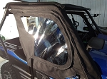 SXS Enclosures Kawasaki Teryx 2 Utv Full Cab Enclosure Sides and Rear Window