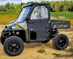 Spike Powersports Polaris Ranger Full Size (Pro-fit) Door Kit