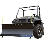 Motoalliance Denali UTV Universal Snow Plow Kit - 72 inch