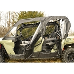 Over Armour Can Am Commander Max Soft Door Kit