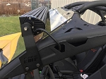 EMP Can-AM Maverick X3 LED Light Bar Bracket Set