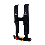 DragonFire Youth H-Style Harness Black 2