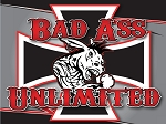 BAU Iron Cross Flag - Bad Ass Unlimited