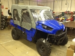 Green Mountain Kawasaki Teryx 4 Insulated Full Cab Enclosure