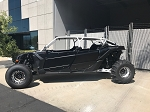 SDR Hi-Bred Bolt-in Doors Can-Am Maverick X3 Max 4 Seater