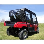 Over Armour 2012-2015 Teryx4 Soft Door Rear Window Combo