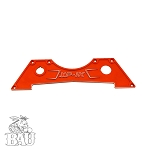BAU POLARIS RZR XP 1000 LOWER DASH PLATE