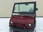 EMP Kawasaki MULE 4010 Laminated Glass Windshield