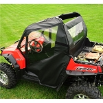 Over Armour 2011-2014 RZR 800/900 Soft Door Rear Window Combo