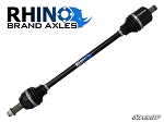 Super ATV Rhino Axle