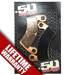 50 Caliber Racing RZR Disc Brake Pads
