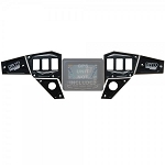 50 Caliber Racing RZR Dash Panel Digital GPS 6 piece
