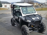 Ryfab RZR 900/1000 Folding Vented Glass Windshields