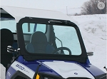 Ryfab Folding Vented Glass Windshields RZR 570, 800, & 900XP(2014 and older)