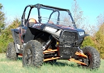 Trail Armor RZR XP 1000, RZR4 XP 1000, and RZR XP Turbo EPS Mud Flap Fender Extensions