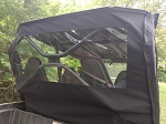 SXS Enclosures Kawasaki Teryx 4 Utv Full Cab Enclosure Rear Window Only