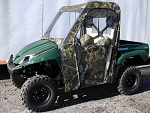 Greene Mountain Kawasaki Teryx Full Cab Enclosure