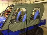 Green Mountain Kawasaki Teryx 4 Full Cab Enclosure