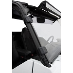 Tusk Polaris General Removable Full Windshield