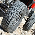 Dragonfire XCR350 Tire