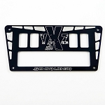 50 Caliber Racing YXZ 1000R Custom CNC 4 Switch Dash Panel