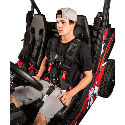 [SCHEMATICS_4US]  Tusk 5 Point SFI Approved Racing Harness Driver Side | Kart Harness |  | Team FAS Motorsports