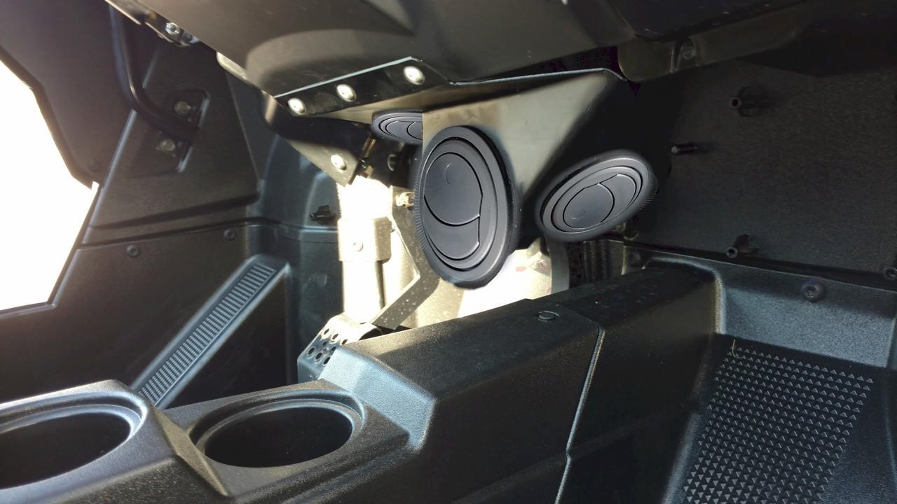 Ice Crusher Cab Heater For Polaris 2015 Rzr 900 1000
