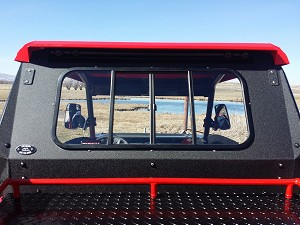 Ryfab Rear Windows (Solid or Sliding)