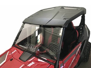 EMP Honda Talon Windshield with vent (Hard Caoted on Both Sides)