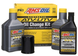 Amsoil Polaris Oil Change Kit
