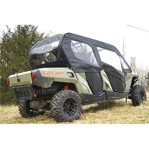 Over Armour Can-Am Commander Max Soft Door Rear Window Combo
