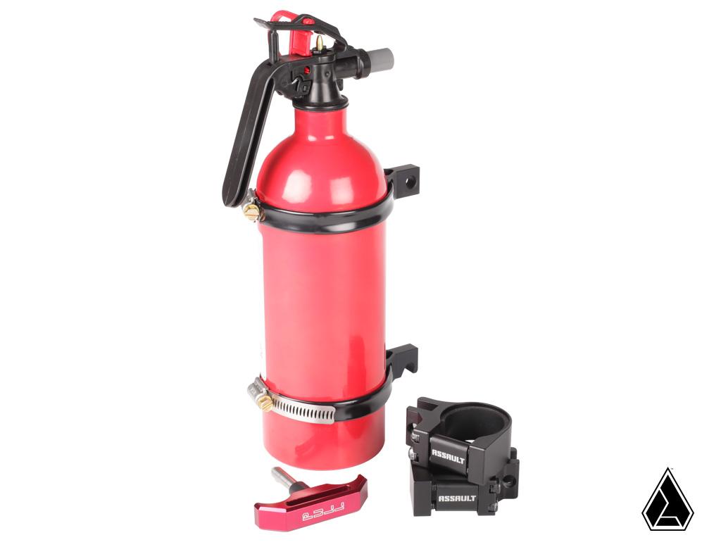 fire extinguisher utv assault industries release quick