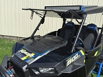 EMP Flip Up windshield for RZR XP1K and 2015 RZR 900 (Includes 4 Seaters)