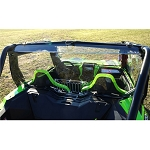 Over Armour Honda Talon Aero-Vent Polycarbonate Hard Rear Window