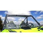 Over Armour Honda Talon Aero-Vent Polycarbonate Windshield