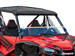 Super ATV Honda Talon 1000 Half Windshield